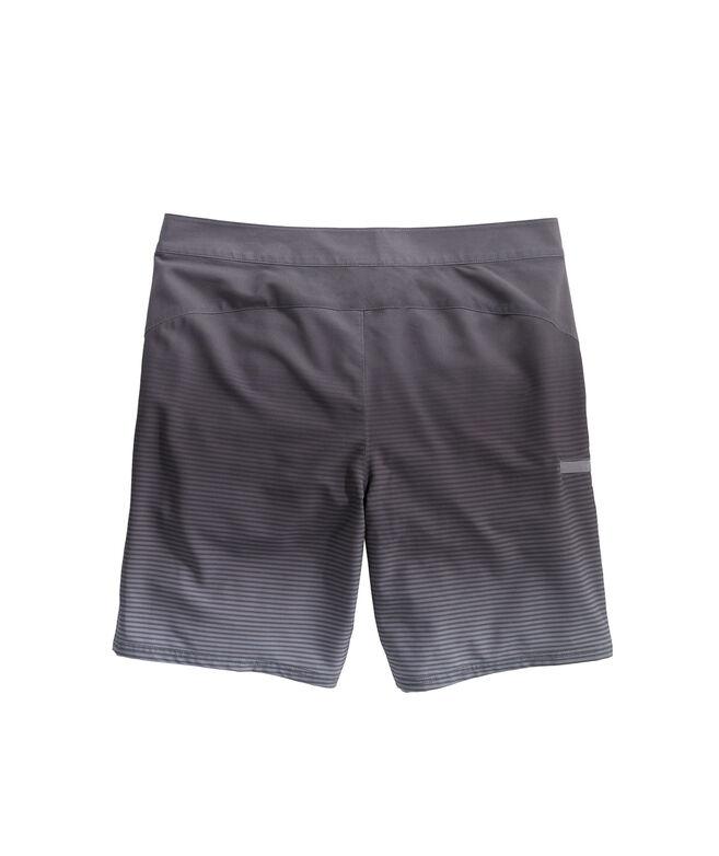Long Beach Striped Board Shorts