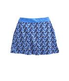 Girls Printed Whaletail Flounce Skort