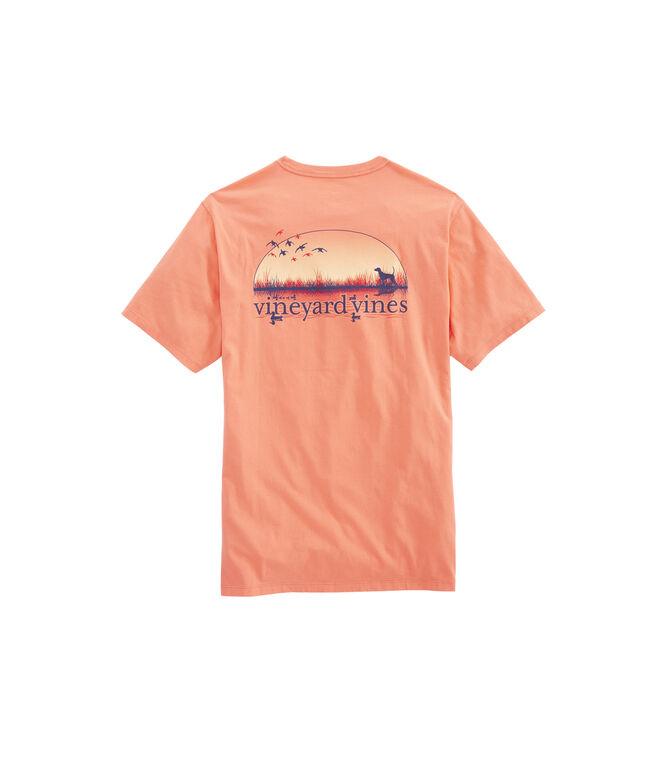 Dawn Duck Call Pocket T-Shirt