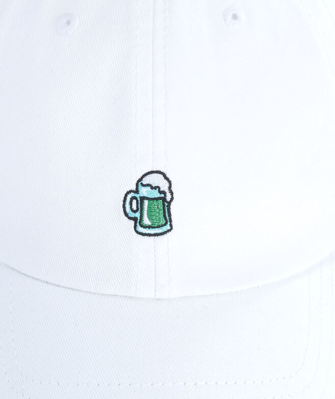 Shop St. Paddy s Day Icon Twill Baseball Hat at vineyard vines 15a85b24859f