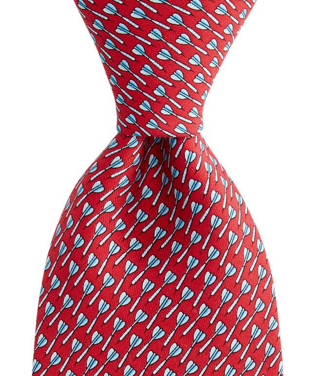 Boys New Bullseye Printed Tie