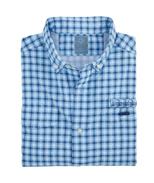 Compass Check Harbor Shirt