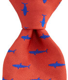 Shark Kennedy Tie