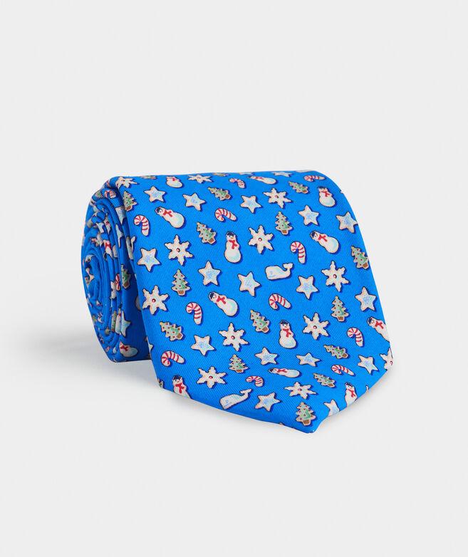 Sugar Cookies Printed Tie