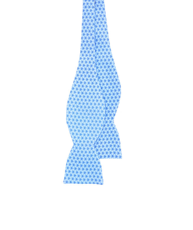 Nuts & Bolts Printed Bow Tie