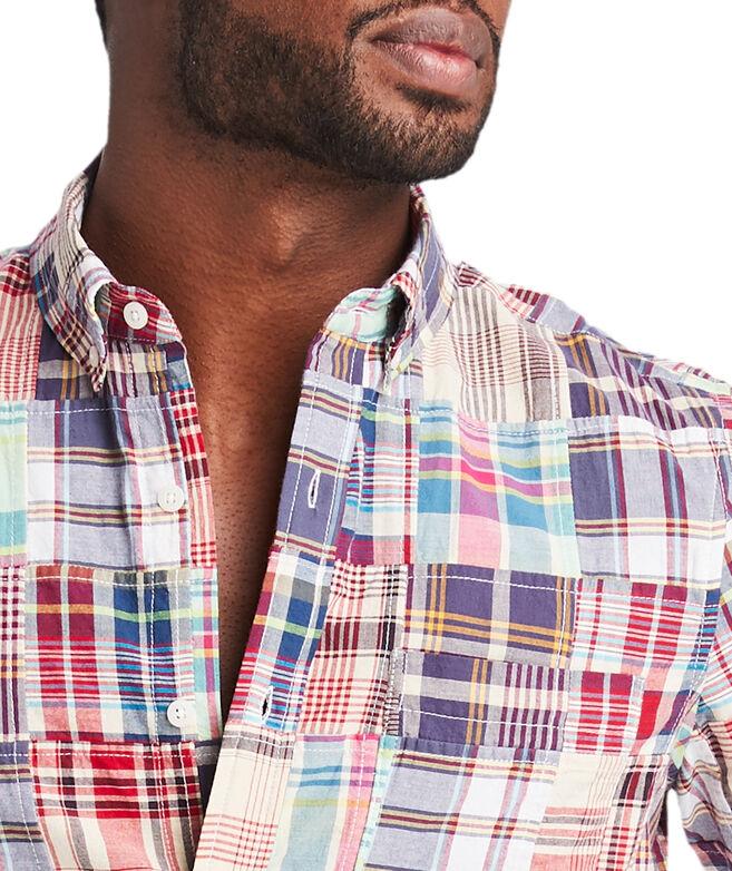Classic Belmar Madras Murray Shirt