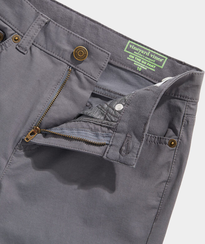 Boys' On-The-Go 5-Pocket Pants