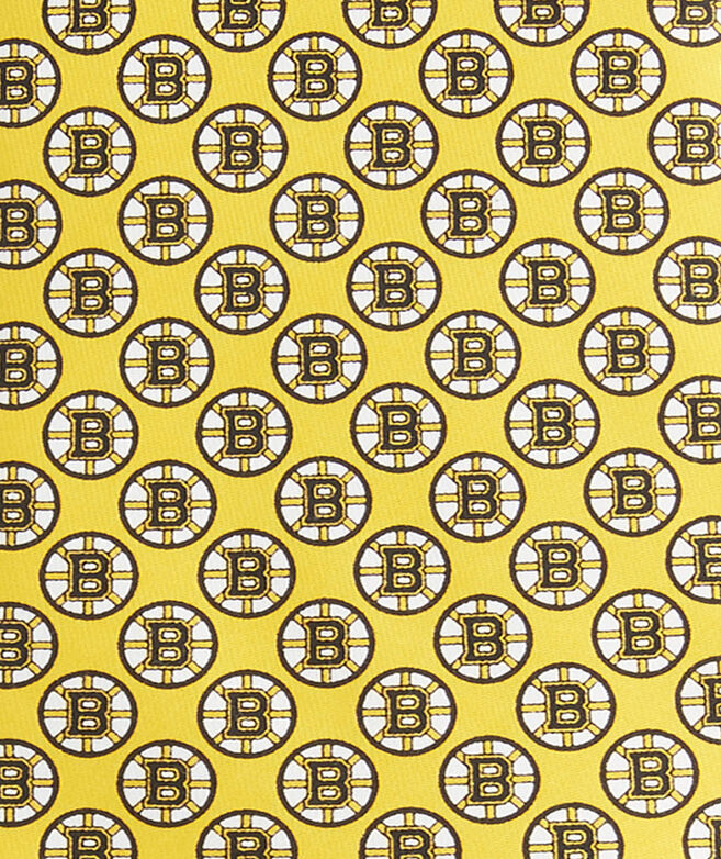 Boston Bruins Boys Tie
