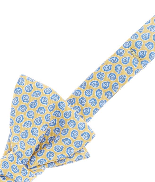 Sea Snail Bow Tie
