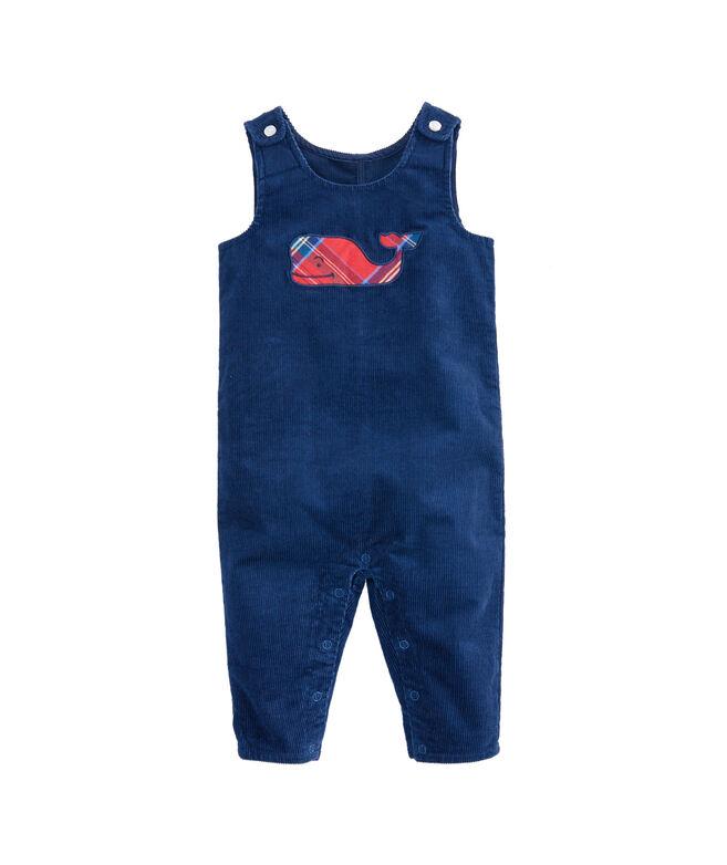 5875a2243a5c Shop Baby Corduroy Whale Jon Jon at vineyard vines