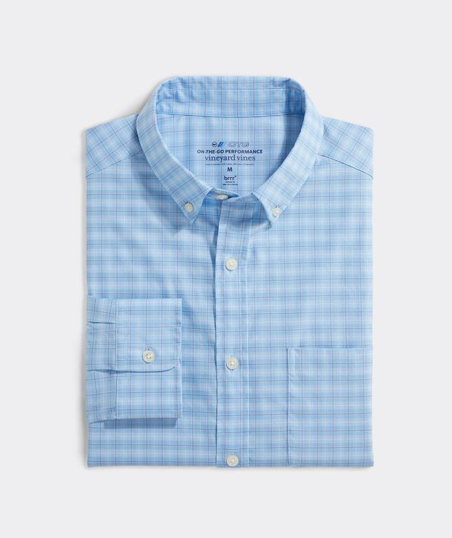 On-The-Go brrr° Check Shirt