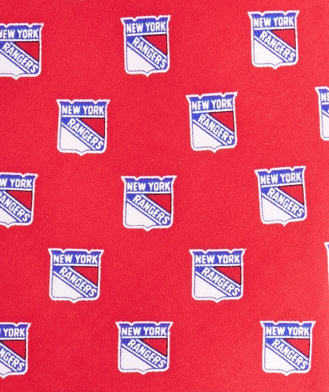 New York Rangers Logo Tie