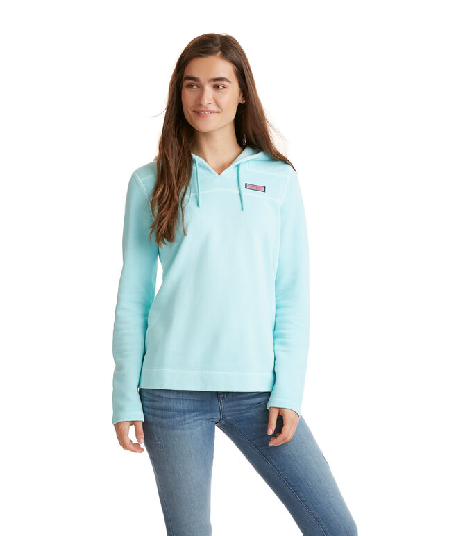 Island Garment Dyed Shep Shirt Hoodie