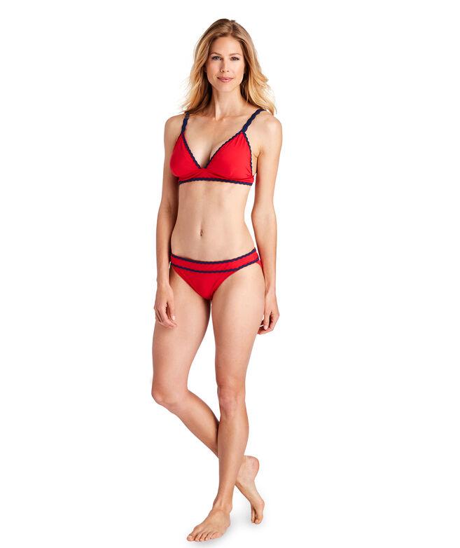 Ric Rac Bikini Top