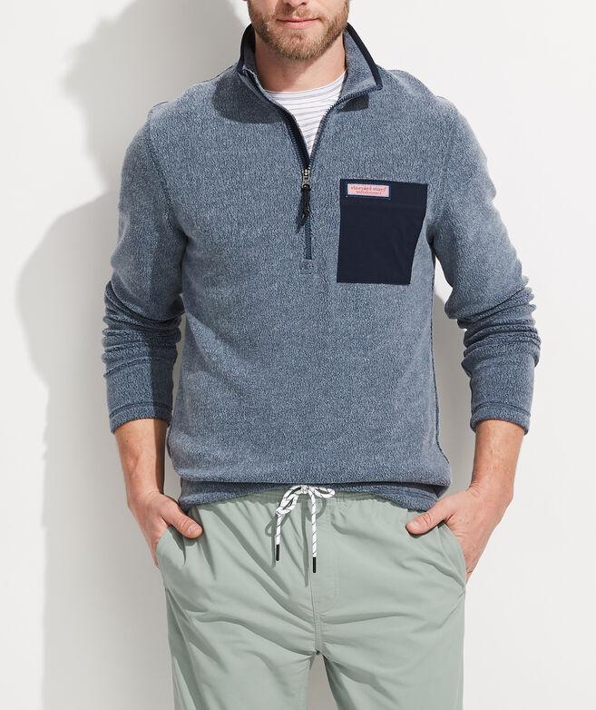 Vineyard Sherpa 1/2-Zip Pullover