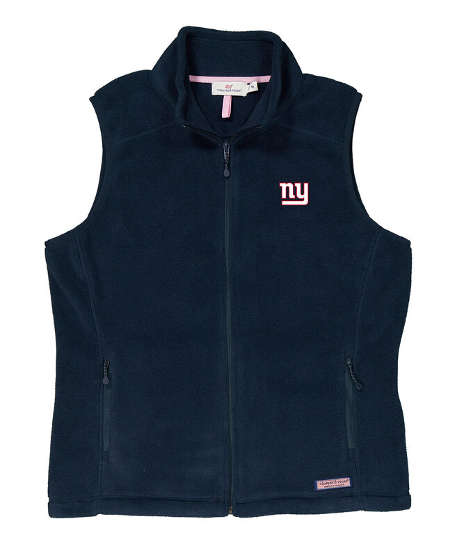 New York Giants Womens Westerly Vest