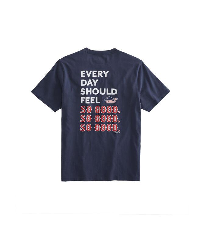 Boston Red Sox EDSFSGSGSG Pocket T-Shirt