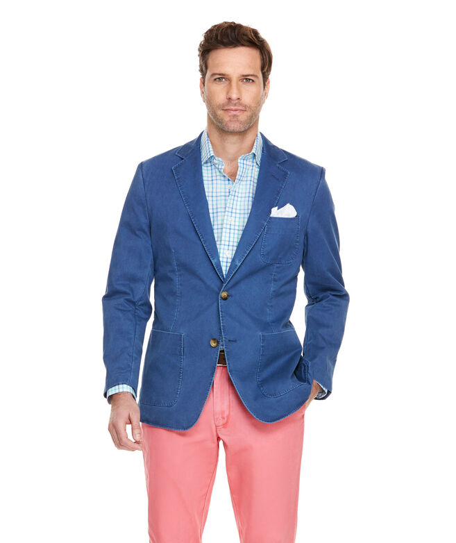 304473b6c4543 Shop Casual Cotton Sportcoat at vineyard vines