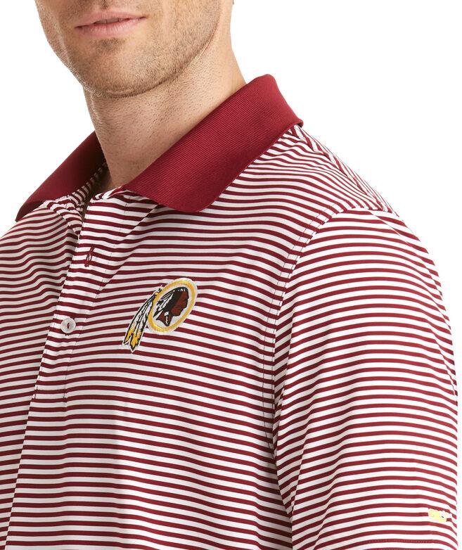 Washington Redskins Porter Stripe Polo