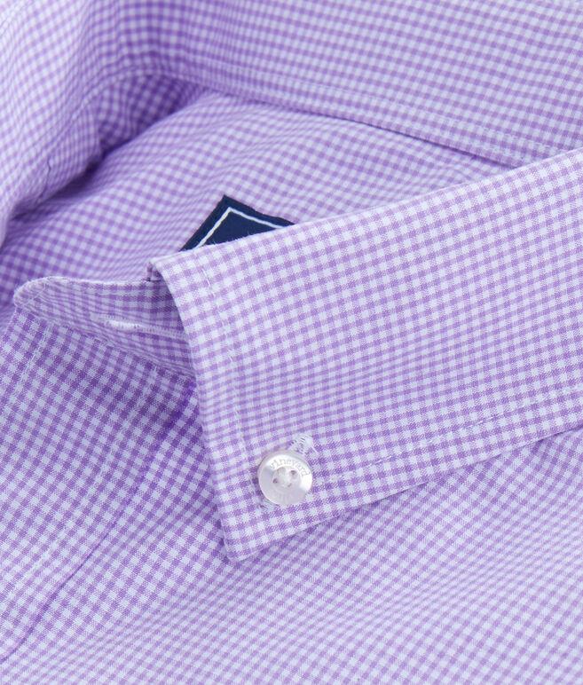 Seaboard Gingham Classic Tucker Shirt