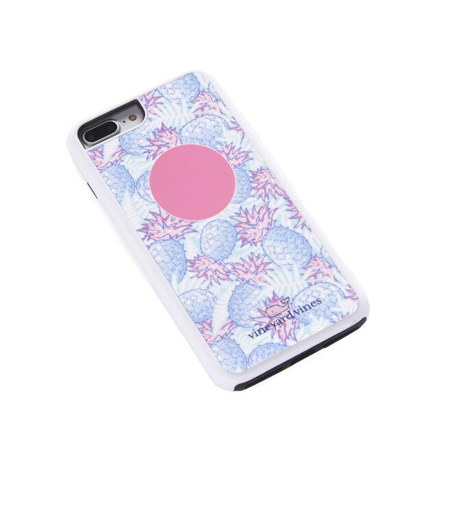 Monogrammed Pineapple iPhone 7/8+ Case