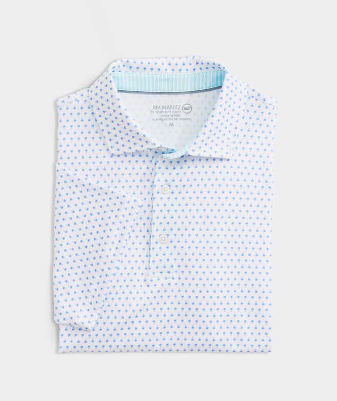 Performance Jersey Polo