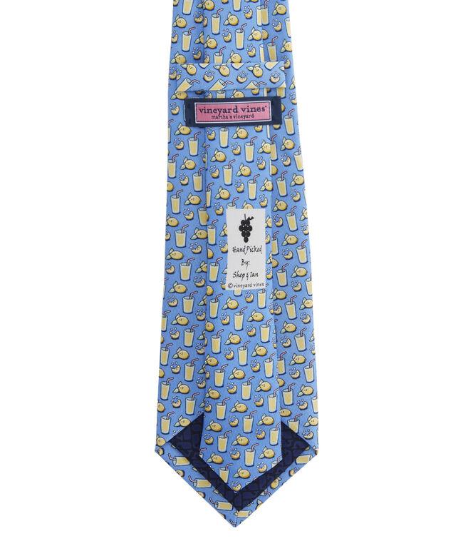 Boys Lemonade Tie