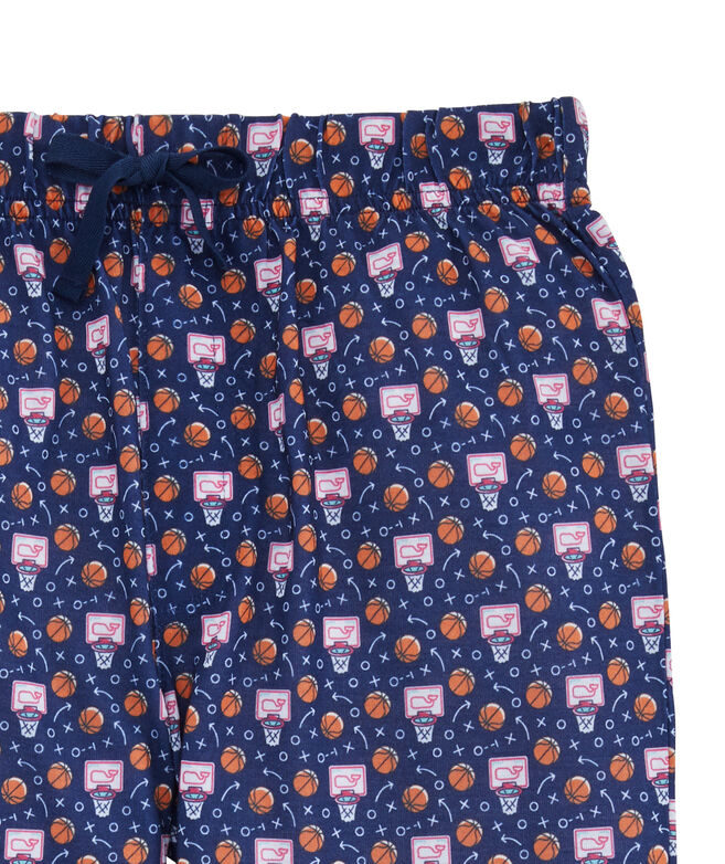 Kids Printed Pajama Pants
