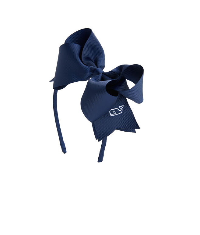 Girls Bow Headband