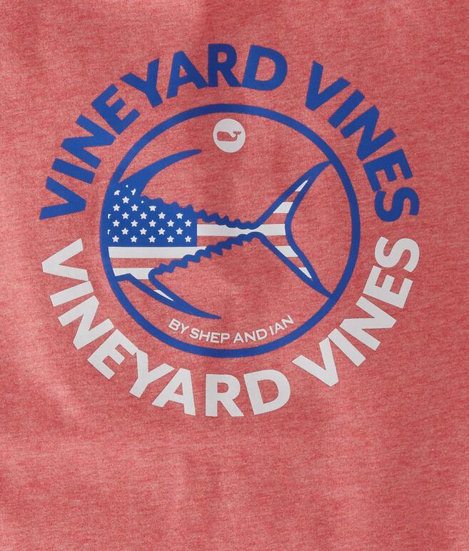 Boys Tuna USA Pocket T-Shirt