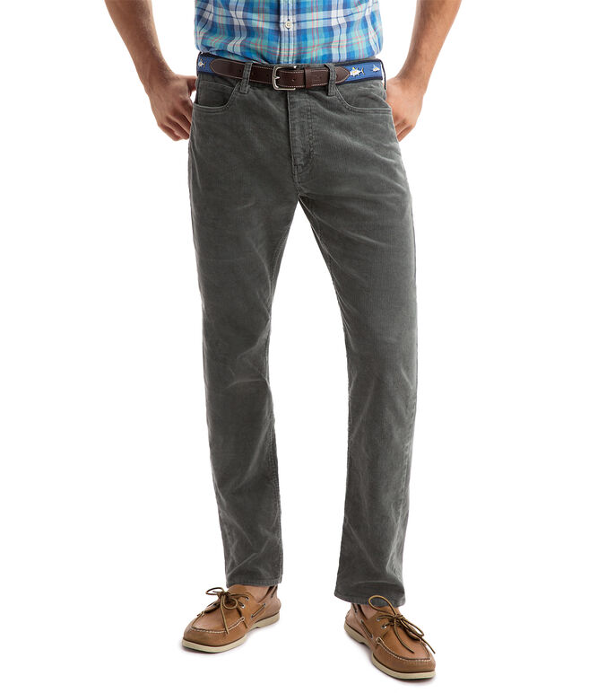 Five Pocket Corduroy Pants