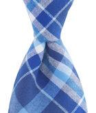 Seaweater Plaid Shirting Tie