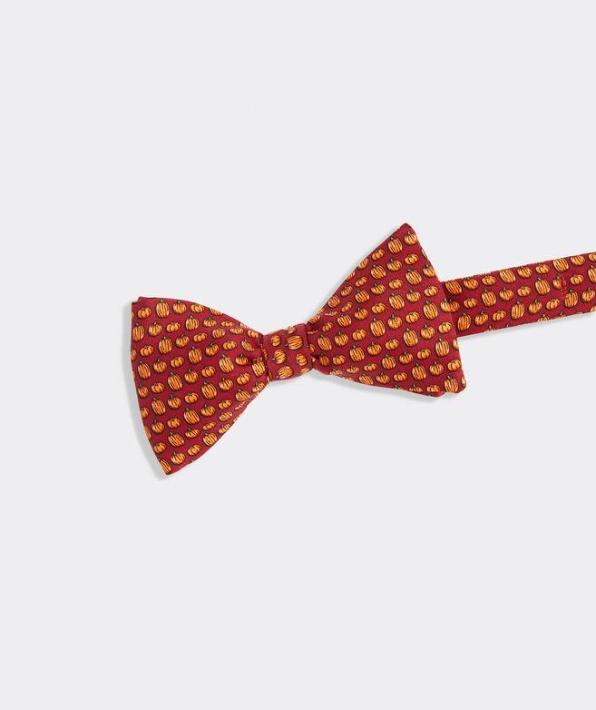 Pumpkins Printed Bow Tie