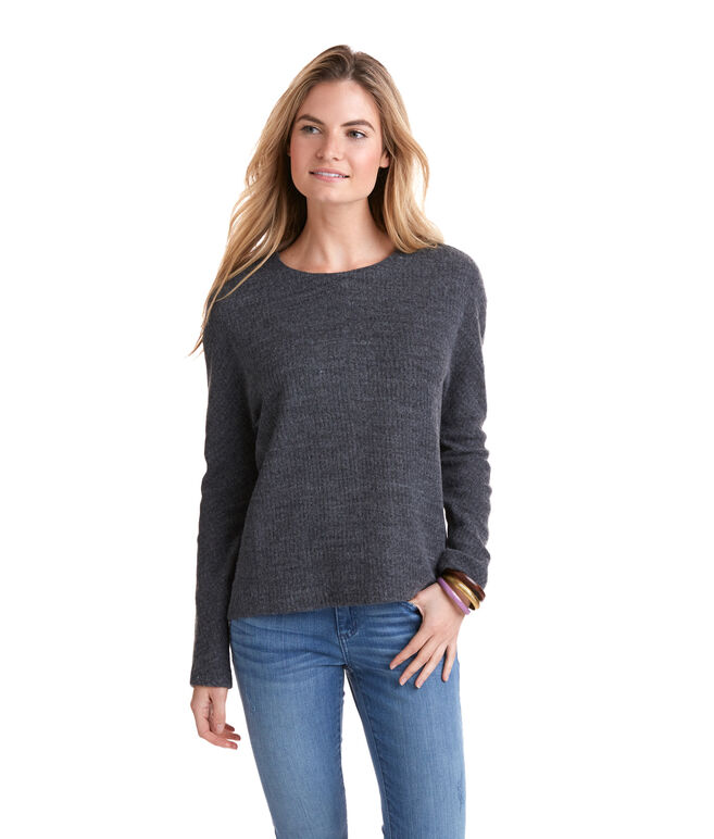 Heathered Sweatshirt
