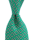 Boys Candy Cane Tie