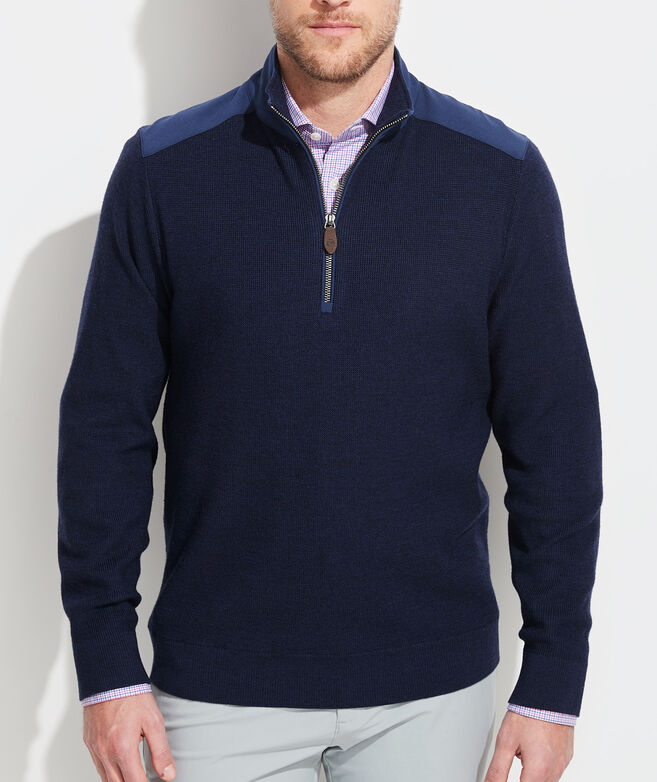 Grant 1/2-Zip Sweater