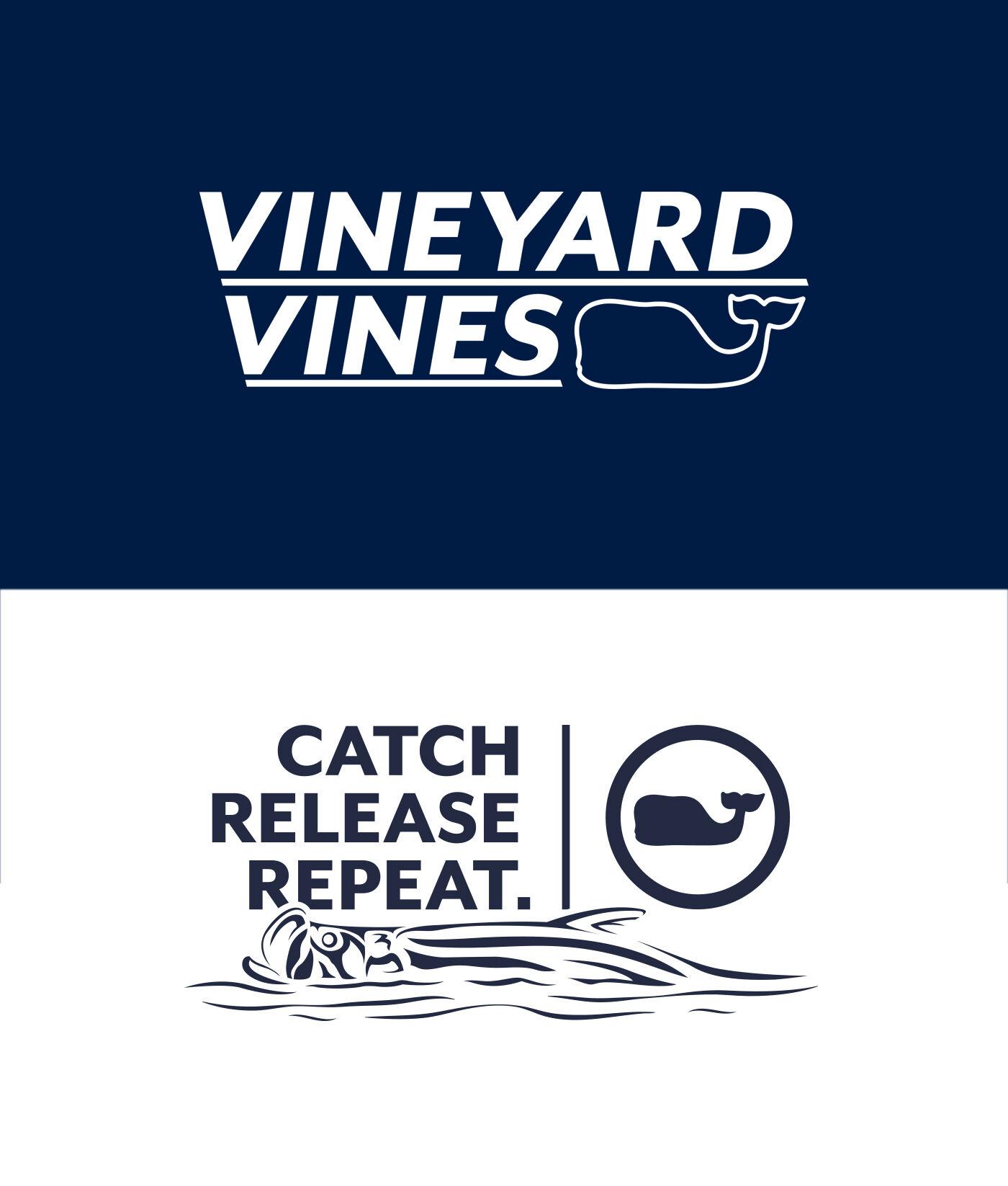 Decal Vineyard Vines Vinyl Sticker Pick One