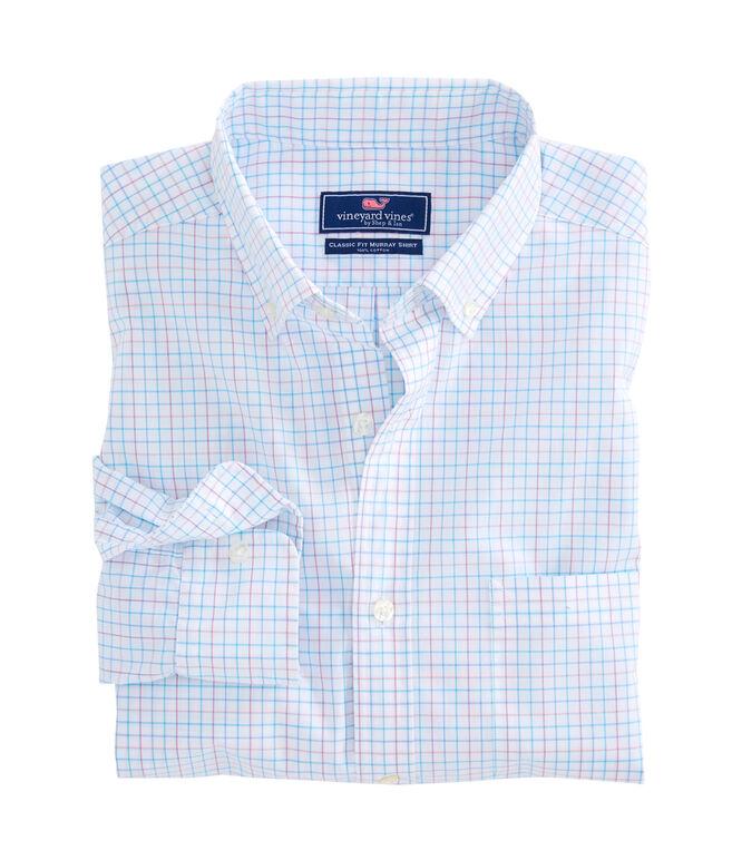 Diamond Cove Check Slim Murray Shirt
