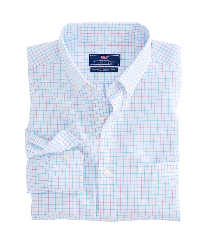 Diamond Cove Check Slim Murray Shirt