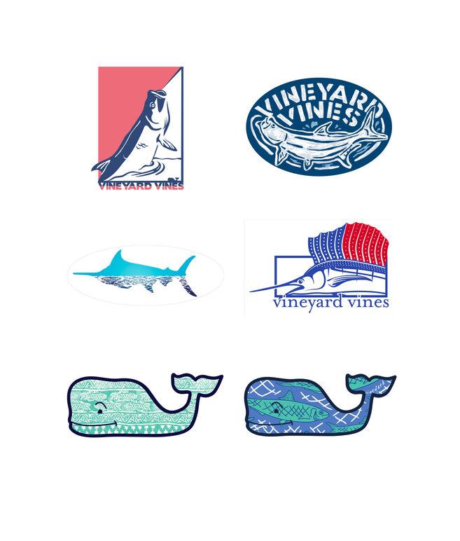 Fishing Sticker Pack