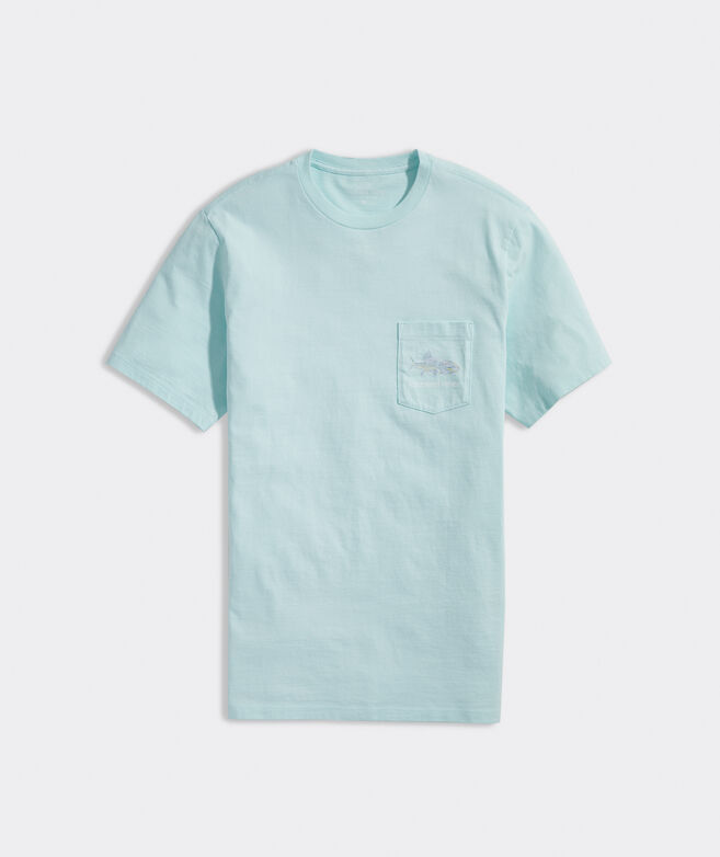 Underwater Bonefish Pocket Short-Sleeve Tee