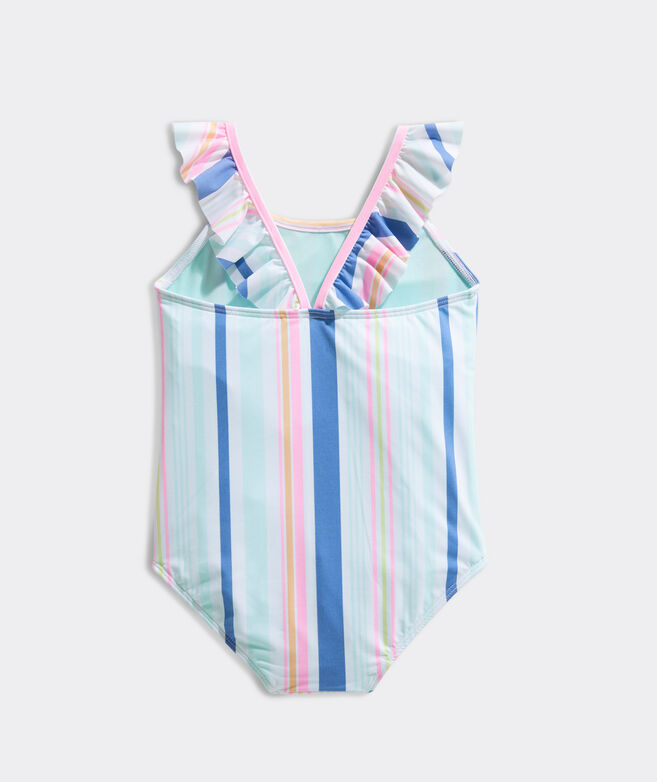 Baby Ruffle Strap One-Piece