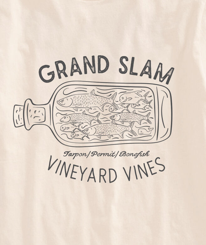Grand Slam Short-Sleeve Island Tee