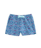 Girls Whale Tail Square Pull On Short