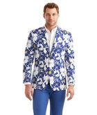 Seaside Floral Blazer