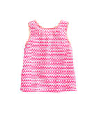 Girls Simple Whale Tail Top