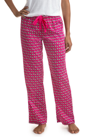 Women S Lounge Wear Colorful Cotton Lounge Pants And