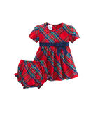 Baby Girl Jolly Plaid Dress