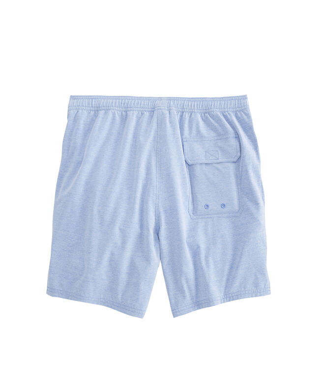 Heathered Chappy Trunks