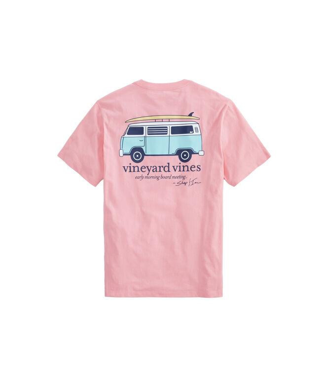 Bus & Board Pocket T-Shirt